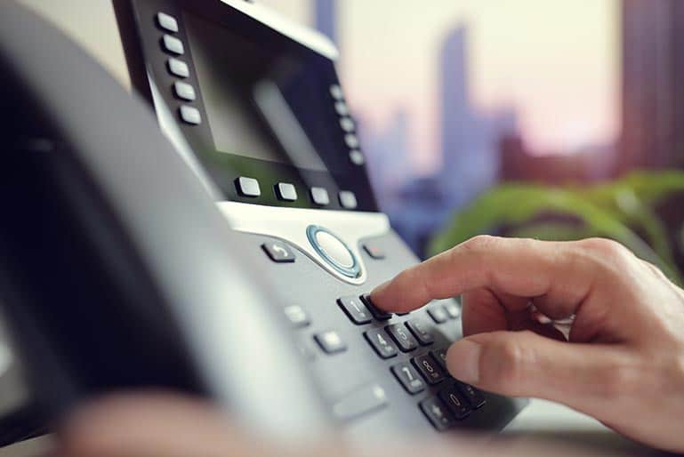 hosted voip telephone system from nxcoms