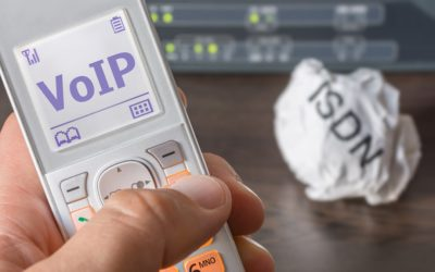 Time is running out for ISDN