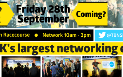 Nxcoms at the business networking show 28th september