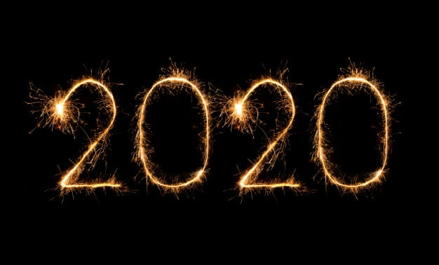 Happy New Year 2020 from nxcoms