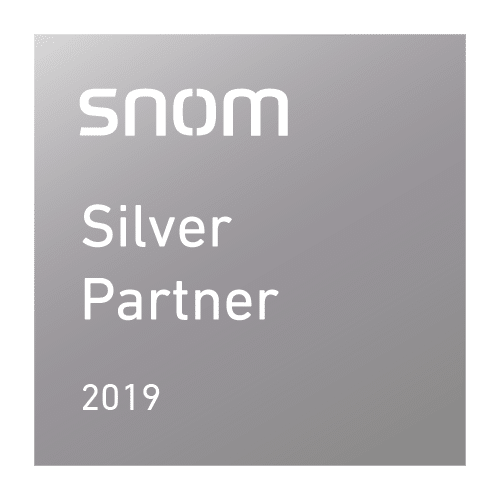 Nxcoms is a Snom Silver Partner